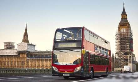 Shell, bio-bean and Coffee-Drinkers Collaborate to Help Power London's Buses