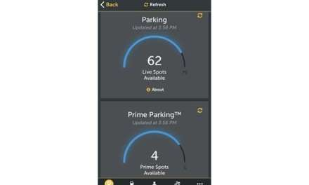 Pilot Flying J Partners with Sensys Networks to Provide Real-Time Parking Availability Through myPilot App