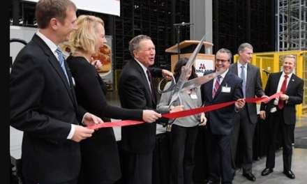 McLane Company Opens $150 Million Grocery Distribution Center in Findlay, Ohio
