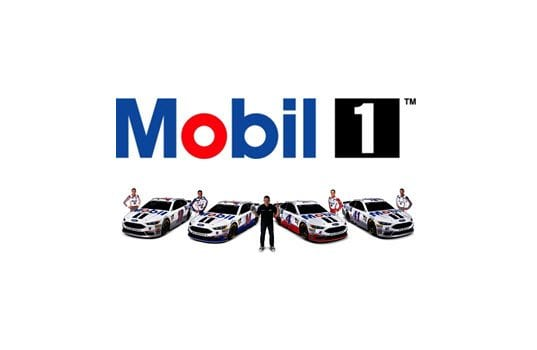 Mobil 1TM and Stewart-Haas Racing Gear Up for the 2018 NASCAR Season