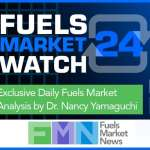 Fuels Market Watch 24, February 15th Edition