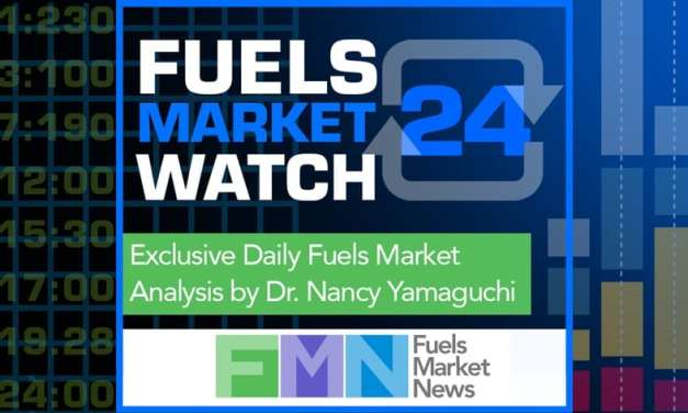 Fuels Market Watch 24, January 7th Edition
