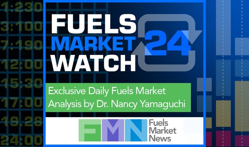 Fuels Market Watch 24, March 25th Edition