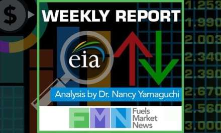EIA Gasoline and Diesel Retail Fuels Prices Analysis Update, October 16, 2018