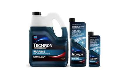 Chevron Introduces Techron® Protection Plus Marine Fuel System Treatment