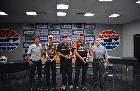 TA Truck Service Challenge Names Grand Champion Joe Gibbs Racing Sweeps the Event