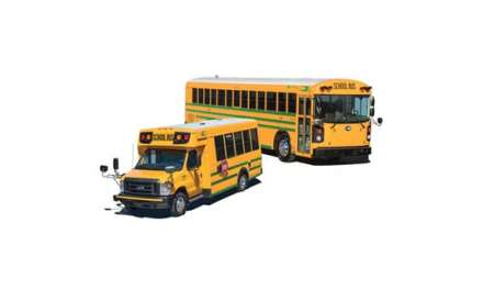 First Blue Bird Electric School Buses Delivered in North America