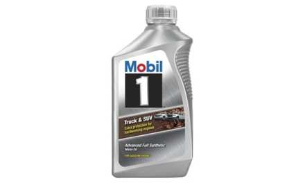 ExxonMobil Introduces Mobil 1™ Truck & SUV Synthetic Motor Oil