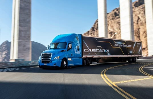 Daimler Trucks North America Introduces First SAE Level 2 Automated Truck in North America