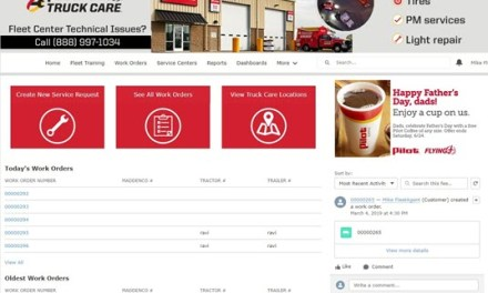 Pilot Flying J Truck Care Launches Real-Time Virtual Maintenance System for Fleets