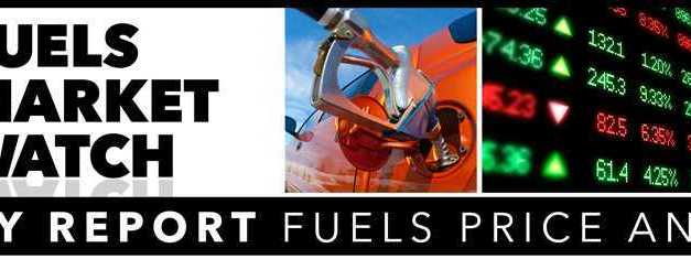 Fuels Market Watch Weekly, April 26th Edition
