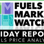 Fuels Market Watch Weekly, October 11th Edition