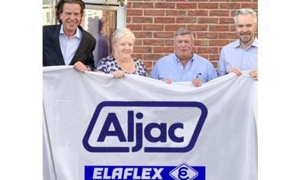 ALJAC and ELAFLEX become Partners