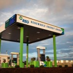 Renewable Energy Group Opens First Fueling Station