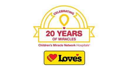 Love's 20th Annual Children's Miracle Network Hospitals Campaign