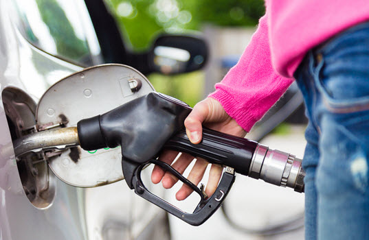 In the United States, Most Petroleum Is Consumed in Transportation
