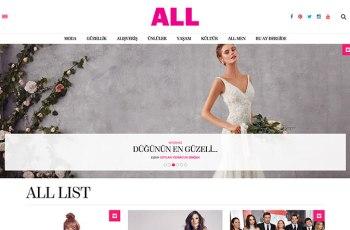 ALL Magazine WordPress Theme