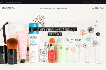 Bloom Box Paris WordPress Theme