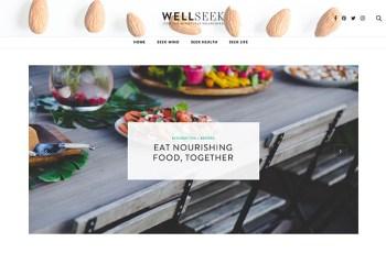 WellSeek WordPress Theme