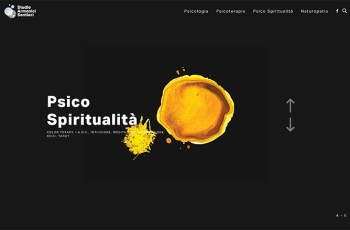 Armonici Sentieri WordPress Theme