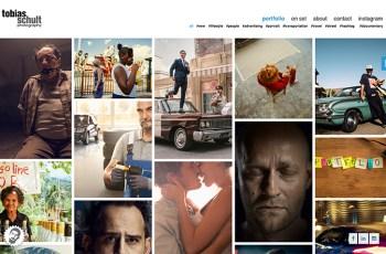Tobias Schult WordPress Theme