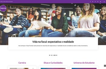 Neora Brazil WordPress Theme