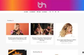 Breathe Heavy WordPress Theme