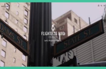 Flightless Bird WordPress Theme