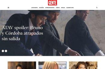 Gente Online WordPress Theme