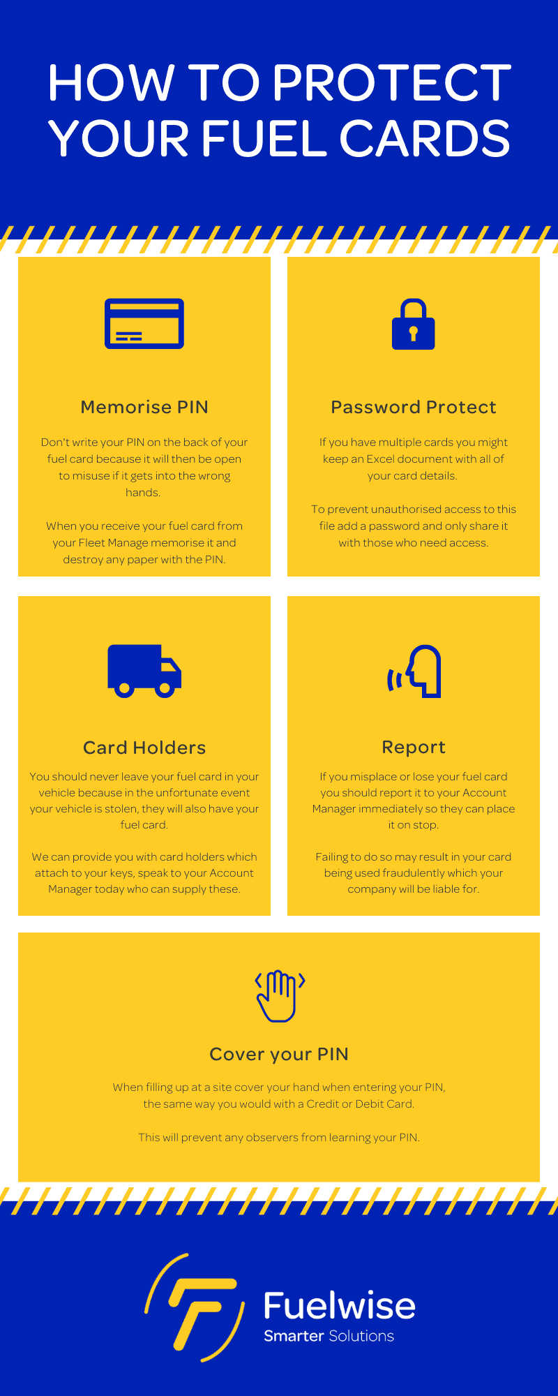 Protect Fuel Cards