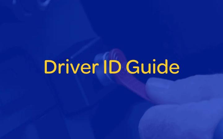 Driver ID Guide