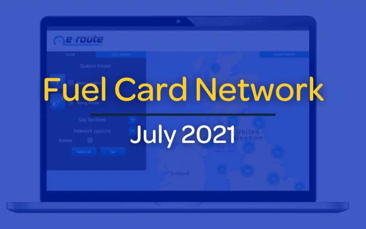 July Site Network Update