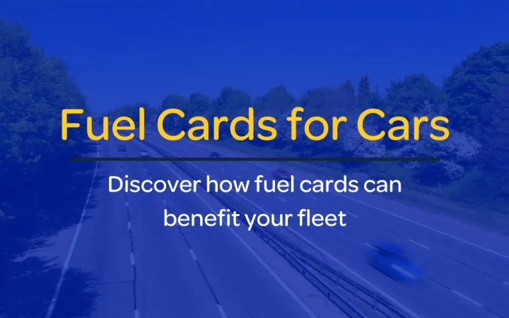 Fuel Cards for Cars