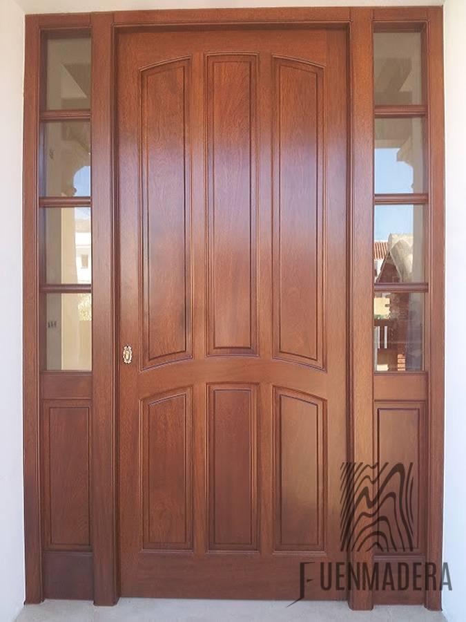 puertas de entrada en benalmadena