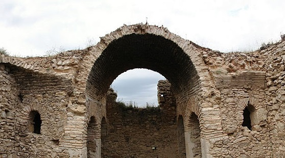 castillo de vayega