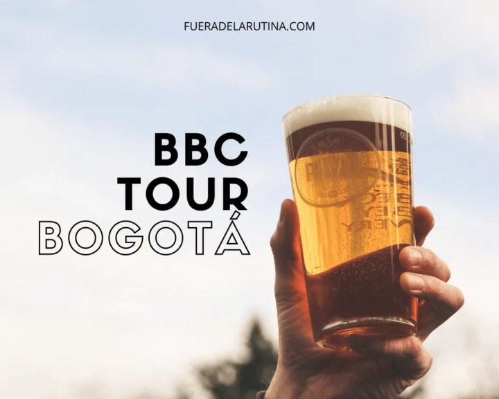 como hacer el tour cervecero en Bogotá