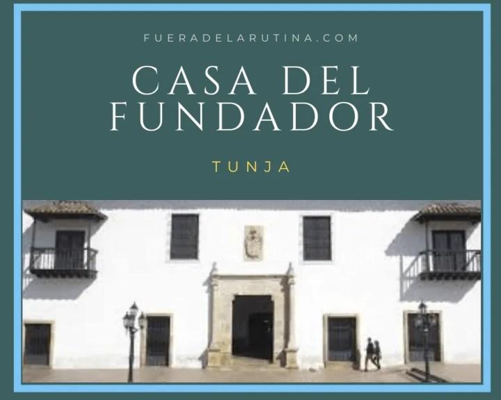 casa del fundador