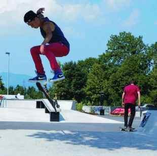 Skaterplatz rd