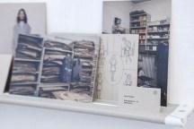 Ausstellungsbereich zum Textilviertel, Detail