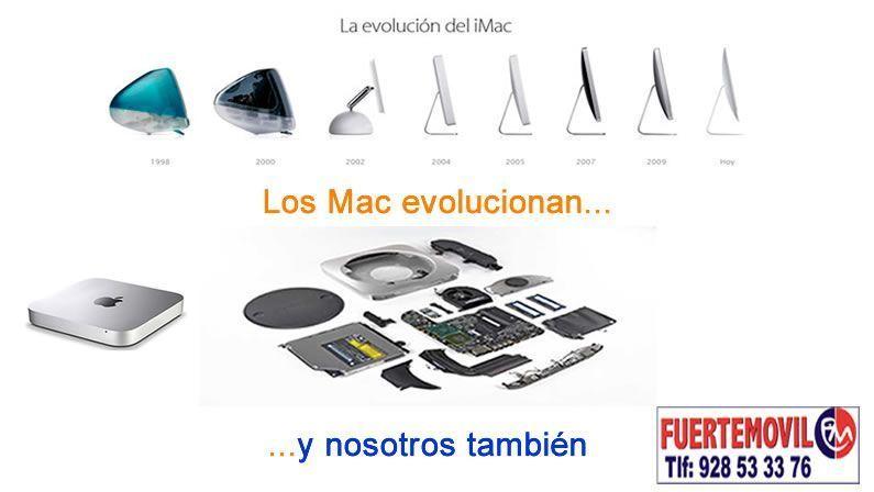 iMac y Mac Mini