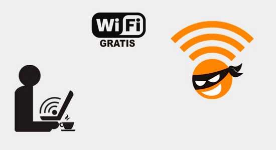 Seguridad en redes Wifi Publicas
