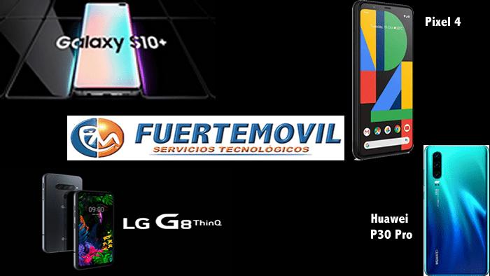 LG X Power, Samsung S7, HTC 10, Huawei Mate 9 y mucho más.
