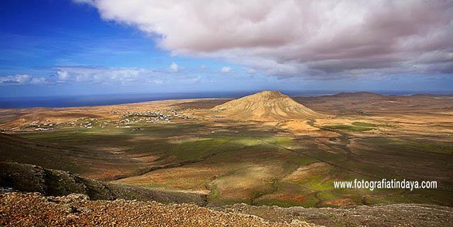 El Mirador de la Degollada de Valle Grande, (más conocido como mirador de Vallebrón),