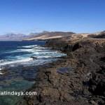 Punta Pesebre o punta Presebe, Playas de Fuerteventura
