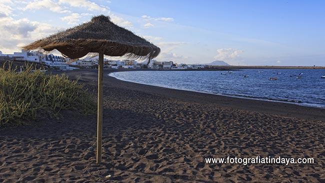Playa de Puerto Lajas