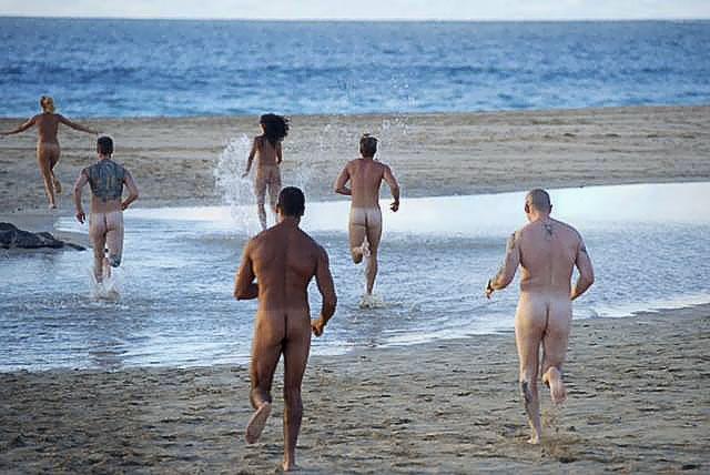 Nudismo en Fuerteventura Foto: Patronato de Turismo de Fuerteventura
