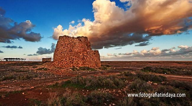 Los Hornos de cal en Fuerteventura