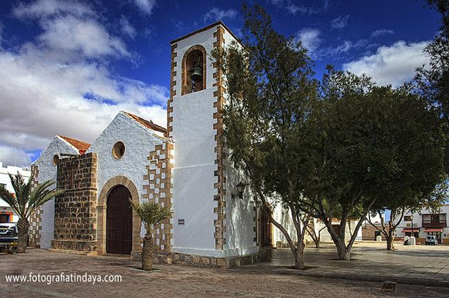 Iglesia de San Miguel Arcángel Tuineje