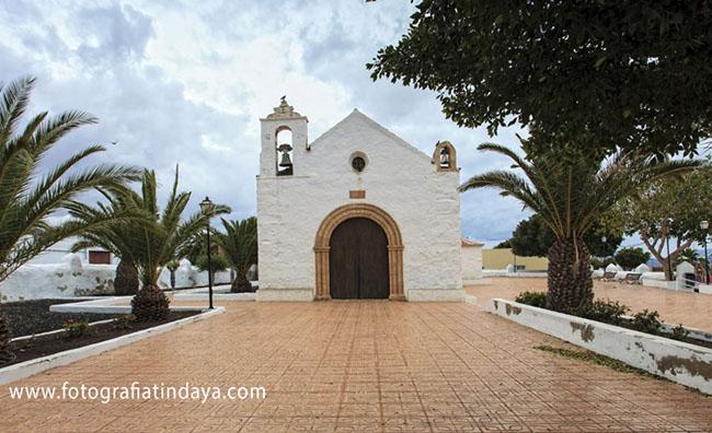 Ermita de San Marcos Evangelista en Tiscamanita