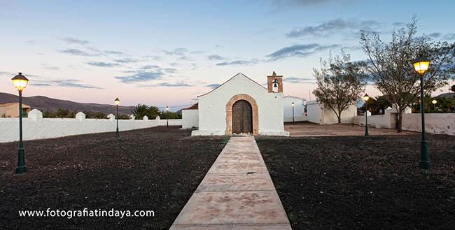 Ermita de San Isidro Labrador en Triquivijate
